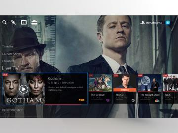 Sony lanza su TV everywhere