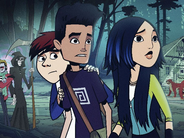 9 Story adquiere la serie animada 'The Hollow'