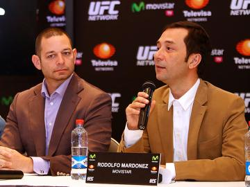 A través de Movistar, UFC Networks desembarcó en Chile