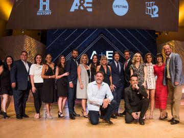 A+E Networks Latin America presentó su Media Partner Summit 2018