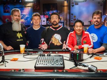 AMC estrena la sexta temporada de 'Comic Book Men'