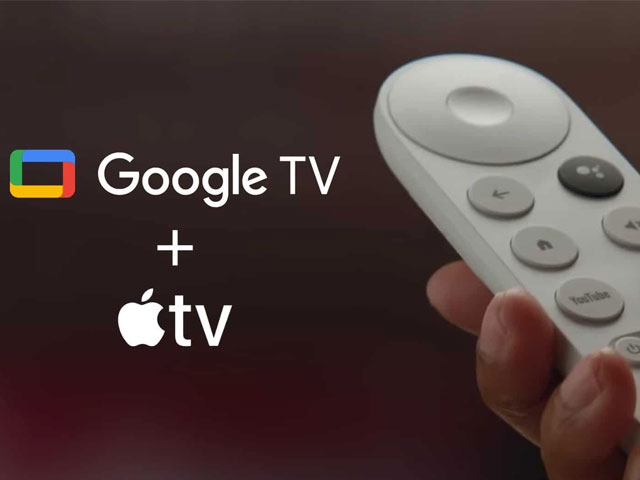 Apple Tv+ llega a Google TV