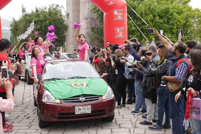 Arranca el onceavo Rally Universitario del Giff