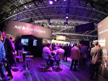 Avid Connect en Las Vegas