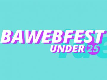 BAWEBFEST 2018 abre la convocatoria Under 25