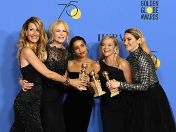 'Big Little Lies' continúa alzando premios