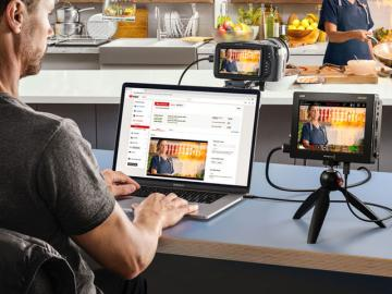 Blackmagic anunció actualización de Video Assist