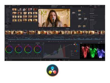Blackmagic Design anunció DaVinci Resolve 16.2