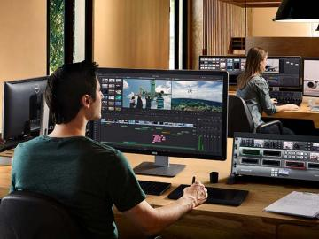 Blackmagic Design lanzó la versión final de DaVinci Resolve 15