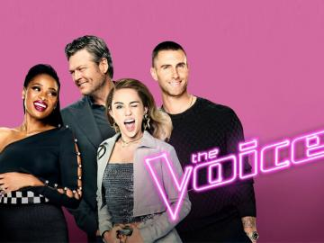 Canal Sony emite el final de temporada de 'The Voice'