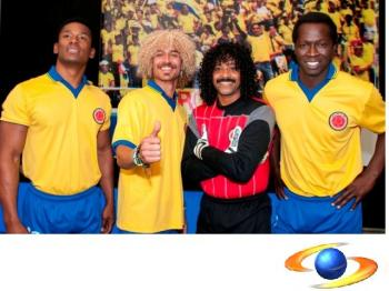 Caracol Televisión lanzó 'La selección, la serie'