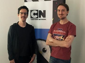 Cartoon Network presentó 'Guau'
