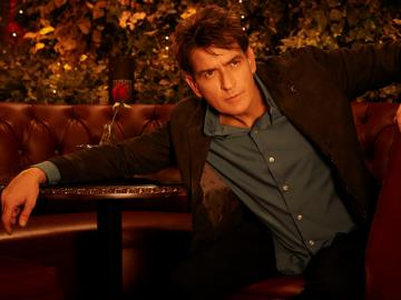 Charlie Sheen vuelve con 'Anger Management'
