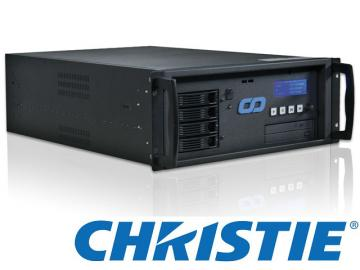 Christie lanza Pandoras Box Octo Server en Prolight + Sound