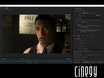 Cinegy anuncia nuevo plug-in Daniel2 para Adobe Creative Cloud