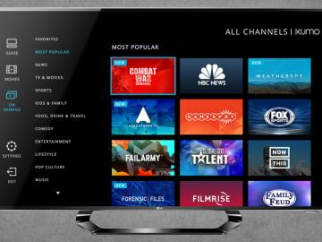 Comcast negocia adquirir la app Xumo TV