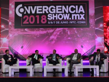 ConvergenciaShow.MX: Retos de la regulación en el entorno digital: TV, radio e Internet