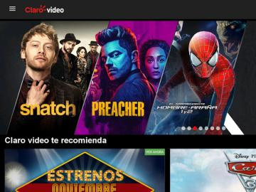 Crackle incluido en la plataforma de Claro video
