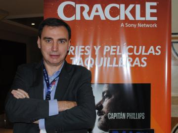 Crackle se suma como alternativa para enfrentar el desafío digital