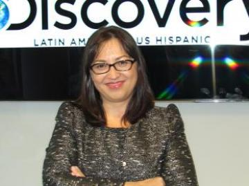 Discovery Networks promueve a Carolina Lightcap