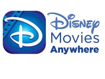 Disney Movies Anywhere, servicio de películas en nube