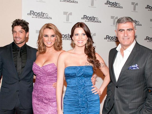Elizabeth Gutierrez Y David Chocarro ´El Rostro de ...