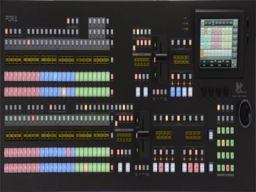 El switcher HVS-2000 de FOR-A hará su debut durante NAB 2015