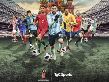 En junio, TyC Sports lidera el rating de TV paga argentina