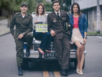 "FOX Networks Group graba su nueva producción original ""El General Naranjo"""