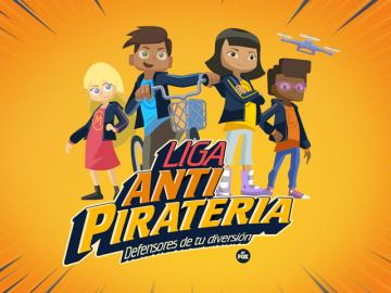 FOX Networks Group presenta la iniciativa 'Liga Antipiratería'
