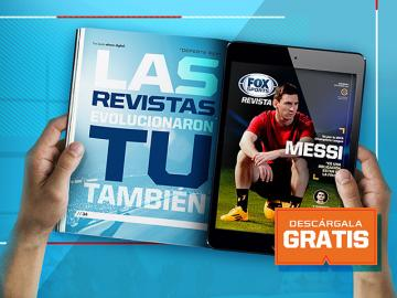 FOX Sports lanza revista digital