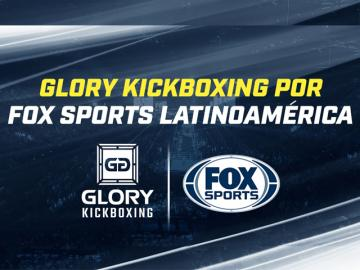 Fox Sports transmitirá la liga de kickboxing Glory