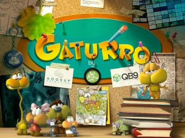 'Gaturro' en Licensing International Expo 2014