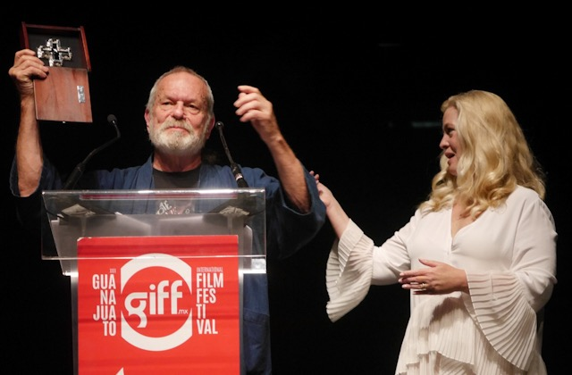 GIFF rinde homenaje a Terry Gilliam