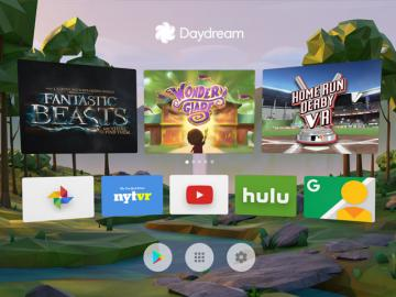 Google lanza la app de Youtube para sus gafas DayDream View de realidad virtual