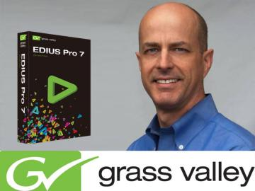 Grass Valley lanzará Edius 7, su solución para edición de video no lineal