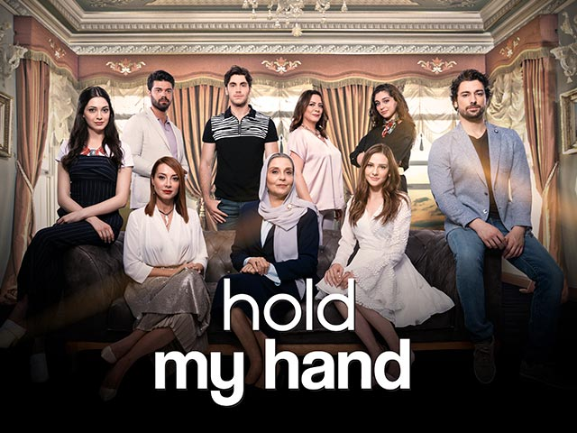 'Hold my hand' llega a Happy TV