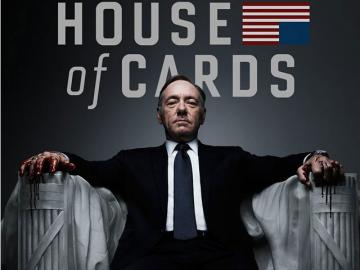 'House of Cards', la nueva serie de Netflix, estará disponible en exclusiva desde el 1º de febrero
