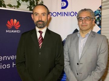 Huawei y Dominion Digital firman alianza estratégica