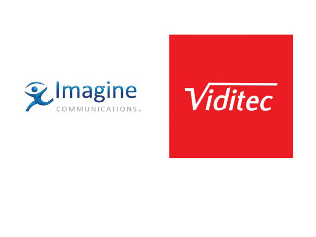 Imagine Communications vuelve a formar parte del portfolio de Viditec