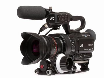 JVC Professional Video anunció una alianza con Ustream