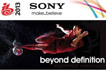 Beyond Definition, la estrategia exhibida por Sony durante IBC