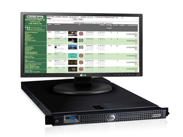 La plataforma StreamScope RM-40 tendrá una mejora de sus capacidades ...