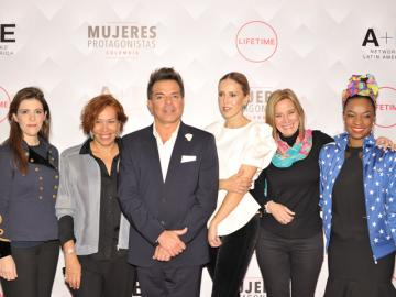 Lifetime presentó 'Mujeres protagonistas' Colombia