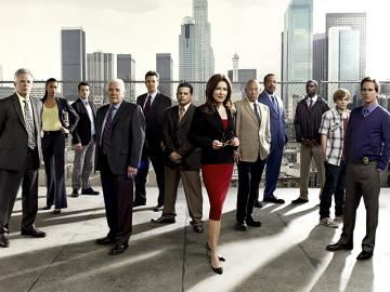 'Major Crimes' y 'Under The Dome' toman la pantalla de TNT Series