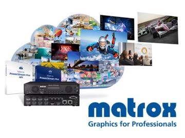 Matrox lanza Maevex 6150, dispositivo de codificación Quad-4K