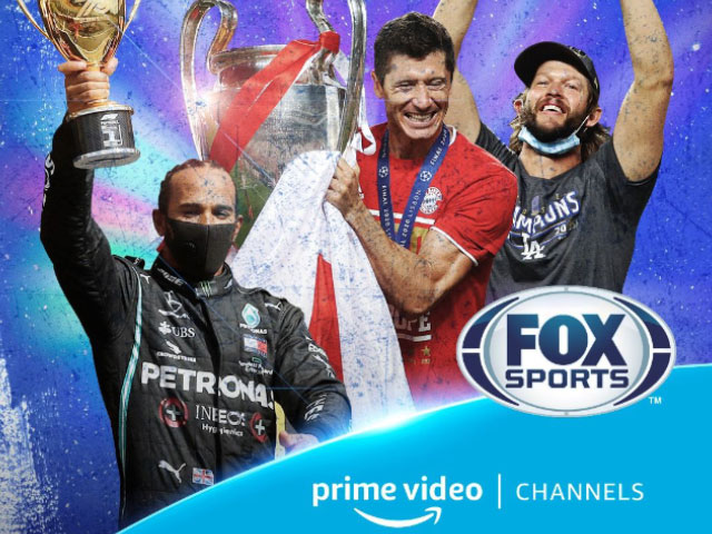 México: Fox Sports se suma a Prime Video Channels