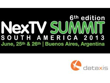 NexTV Summit South America 2013 con agenda confirmada