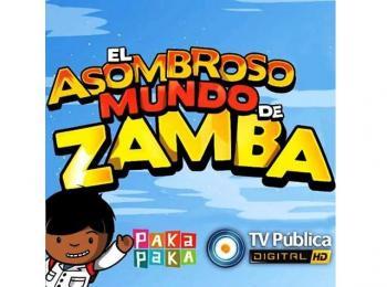 Pakapaka y la tv p blica con nuevas propuestas en julio for El asombroso espectaculo zamba