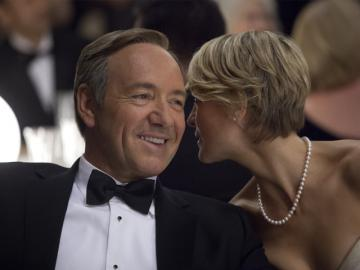 Paramount Channel estrena la aclamada serie 'House of Cards'